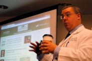 Teaching using TweetWall in the classroom